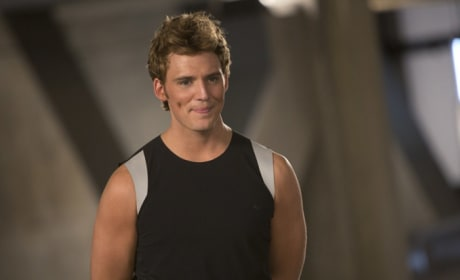 The Hunger Games Catching Fire Sam Claflin
