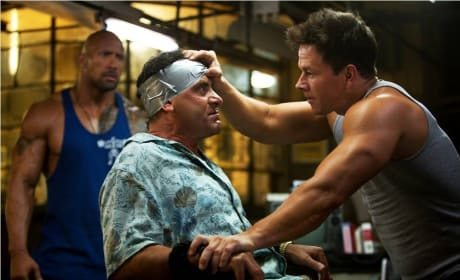 "Pain And Gain DVD Exclusive: Tony Shalhoub Says Michael Bay ""Takes No Prisoners"""