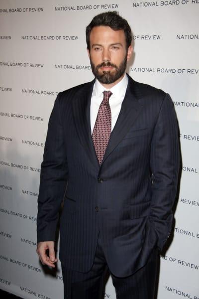 Director/Actor Ben Affleck