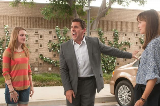 Steve Carell and Jennifer Garner Star Alexander and the Terrible, Horrible, No Good, Very Bad Day Still Photo
