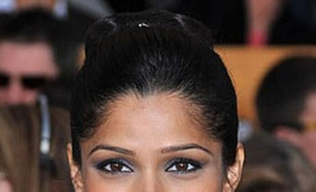 Freida Pinto Snags Role in Woody Allen Movie