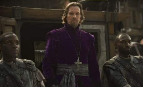Gary Oldman as Father Soloman