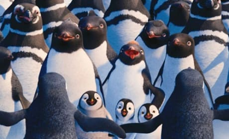 Happy Feet 2 Cast