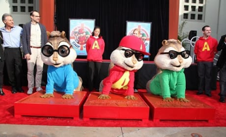 Alvin and the Chipmunks Make History
