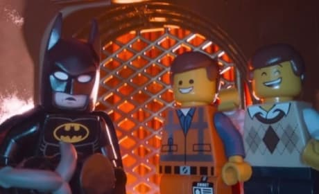 The LEGO Movie Outtakes: Batman Blows It