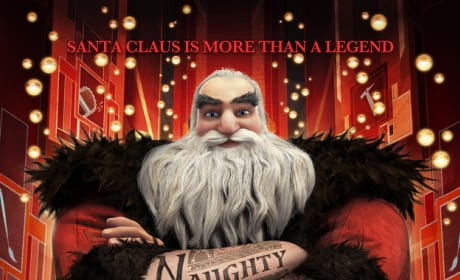 Santa Claus Rise of the Guardians