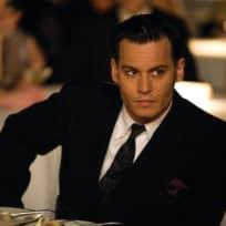 Dapper as Dillinger