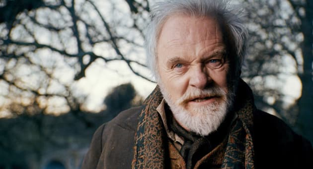 Anthony Hopkins Does Very Bad Things