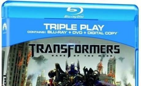 DVD Release: Transformers Dark of the Moon Dominates