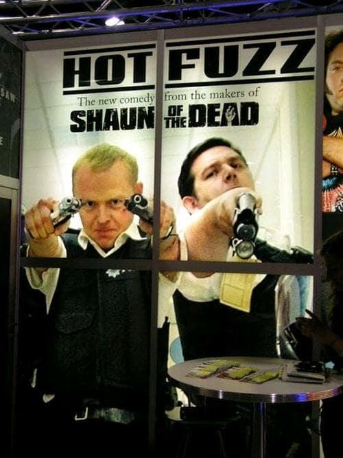 Hot Fuzz Photo