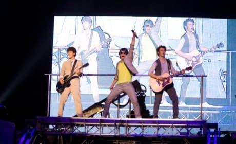 Twice the Jonas Bros