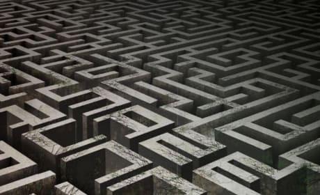The Maze Runner Maze Poster