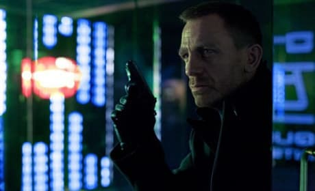 Skyfall: First Official Image of James Bond