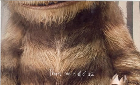 Where the Wild Things Are Movie Poster Released!