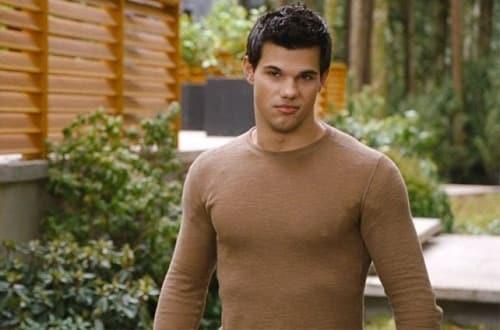 Breaking Dawn Part 2 Star Taylor Lautner