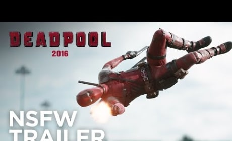 Deadpool Red-Band Trailer: Ryan Reynolds In Superhero Movie With A Twist