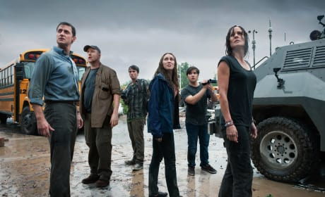 Into the Storm: Sarah Wayne Callies on How Walking Dead Prepared Her