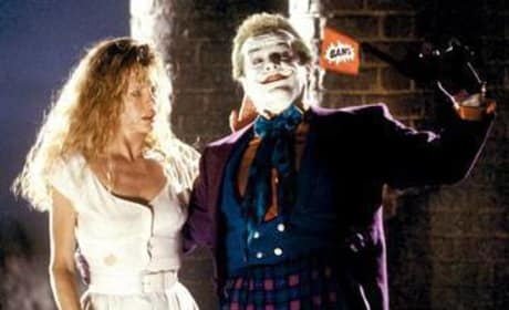 The Joker and Vicki