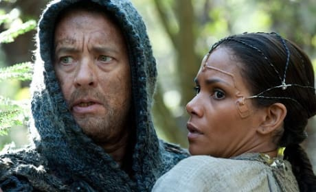 Halle Berry Tom Hanks Cloud Atlas