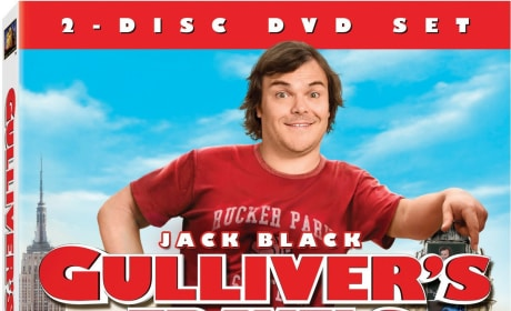 Gulliver's Travels DVD