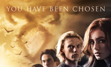 The Mortal Instruments City of Bones Final Poster: Revealed!