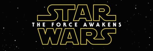 Star Wars: The Force Awakens Banner