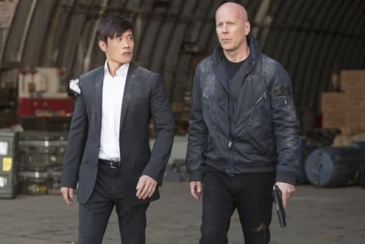 Red 2 Bruce Willis Byung-hun Lee