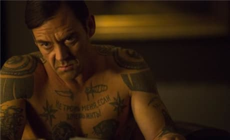 The Equalizer Marton Csokas