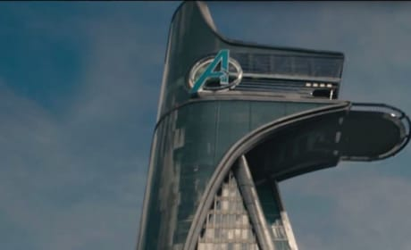 Avengers Tower Photo