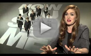 Isla Fisher Now You See Me Interview