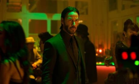 Keanu Reeves Stars As John Wick