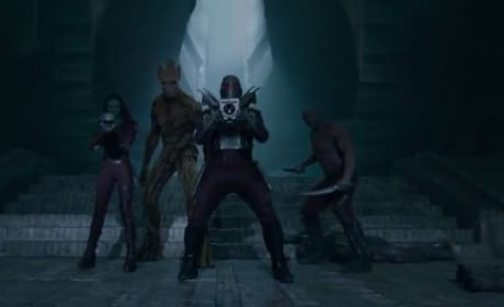 Guardians of the Galaxy DVD Trailer: Released!