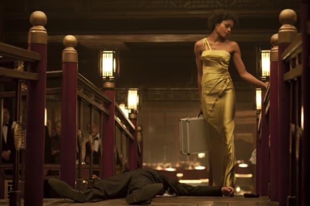 Naomie Harris Skyfall Bond Girl