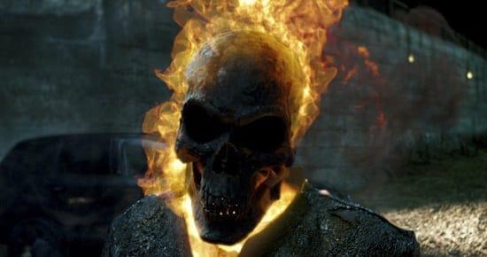 Ghost Rider in Spirit of Vengeance