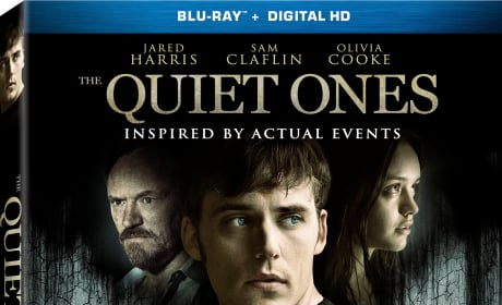 The Quiet Ones DVD