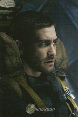 Jake Gyllenhaal in Source Code