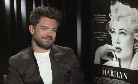 My Week with Marilyn Exclusive: Dominic Cooper Video Interview