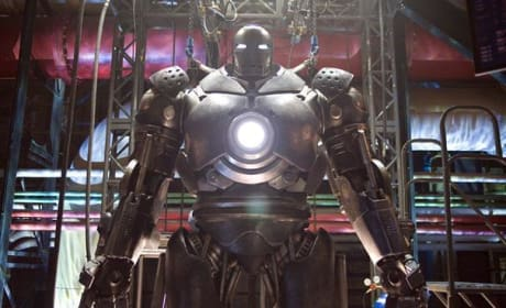 Iron Man Movie Stills of Iron Monger