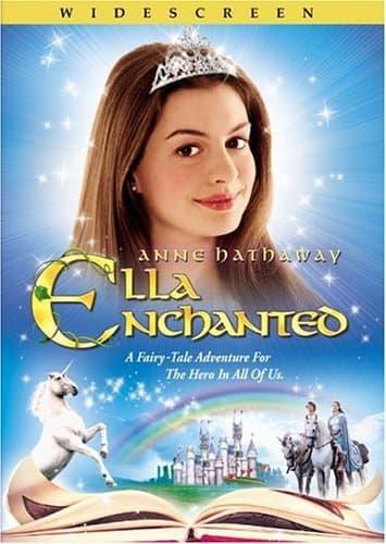 Ella Enchanted Poster