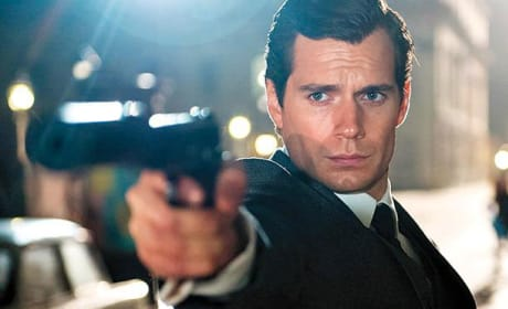 The Man from U.N.C.L.E. Photos: Henry Cavill Looks Like 007!
