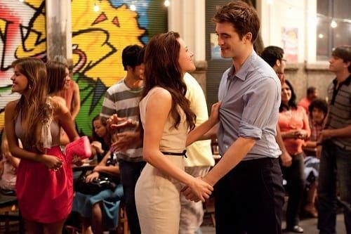 Edward and Bella in Breaking Dawn Part 1: The Honeymoon