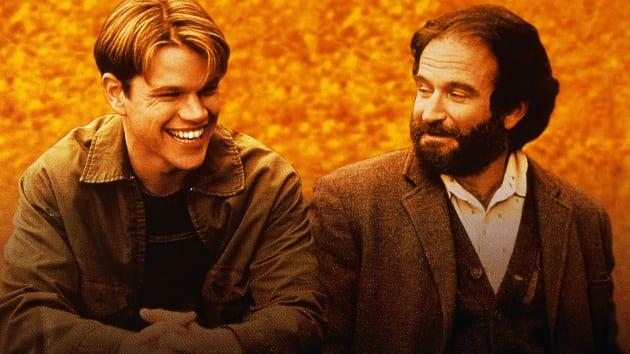 Good Will Hunting Matt Damon Robin Williams