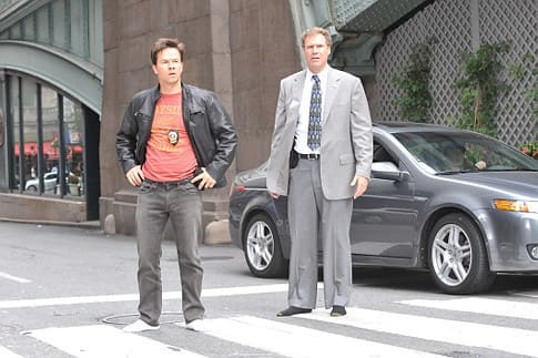 Will Farrell and Mark Wahlberg are The Other Guys