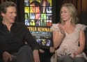 "Arthur Newman: Emily Blunt & Colin Firth Talk His ""Body Function"" Name"