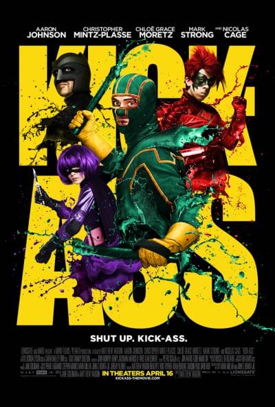 Final Kick-Ass Poster