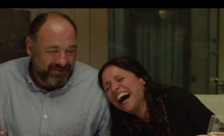 Enough Said Exclusive Clip: Exploring James Gandolfini Greatness