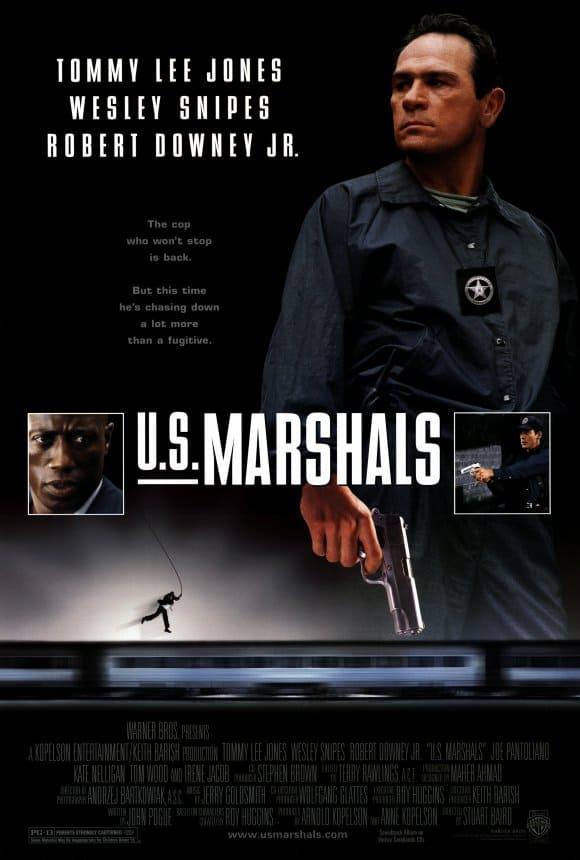 U.S. Marshalls Poster
