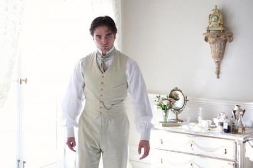 Bel Ami's Georges Duroy is Robert Pattinson