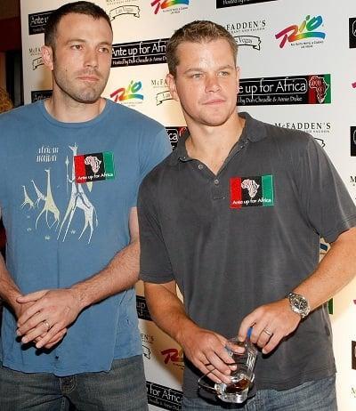 Matt Damon and Ben Affleck Picture