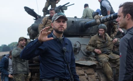 David Ayer Directs Fury
